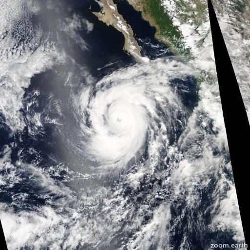 Hurricane Ileana 2006
