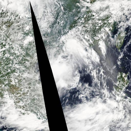 Storm Jelawat 2006