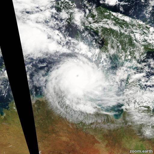 Cyclone Monica 2006