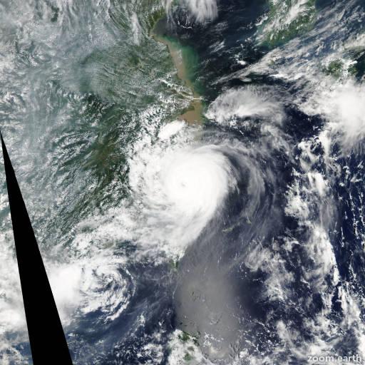 Typhoon Saomai 2006