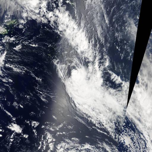 Cyclone Urmil 2006