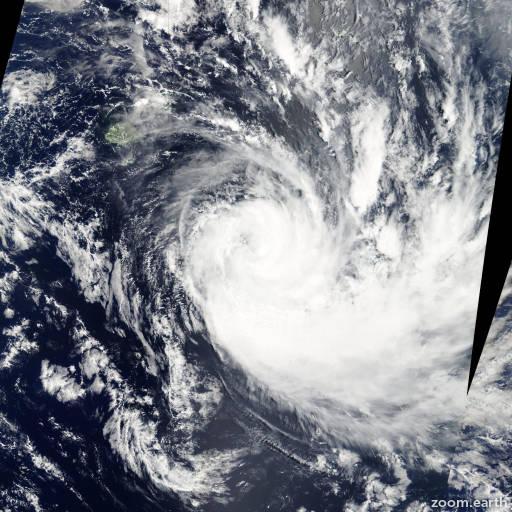 Cyclone Vaianu 2006