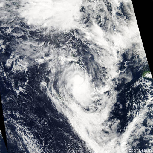 Cyclone Becky 2007