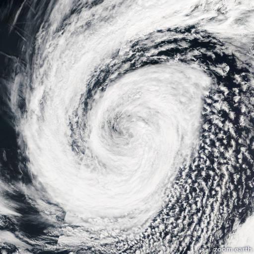 Storm Chantal 2007