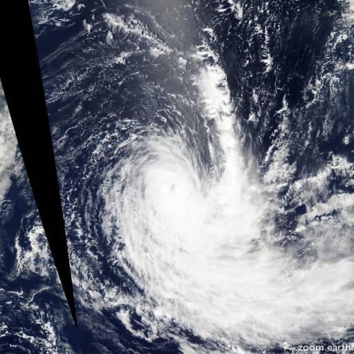Cyclone Humba