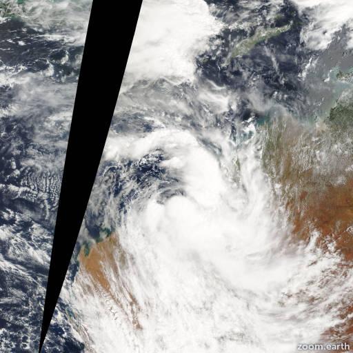Cyclone Isobel