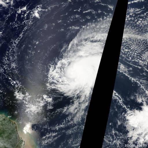 Hurricane Karen 2007