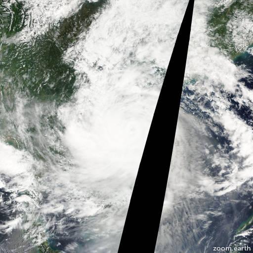 Typhoon Lekima 2007