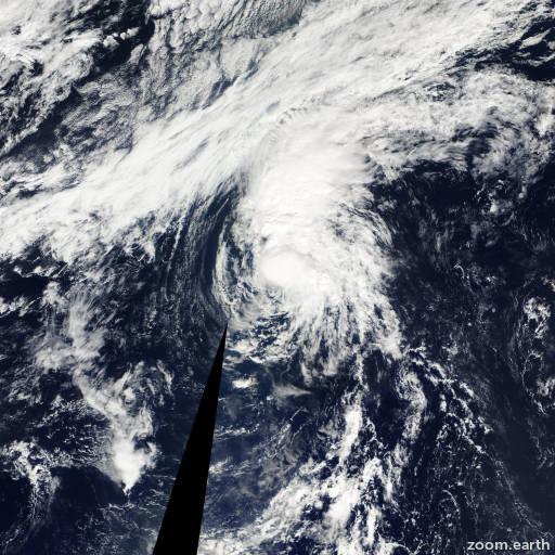Storm Lingling 2007