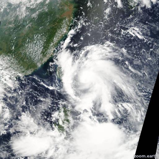 Typhoon Pabuk