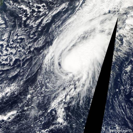 Storm Tapah 2007