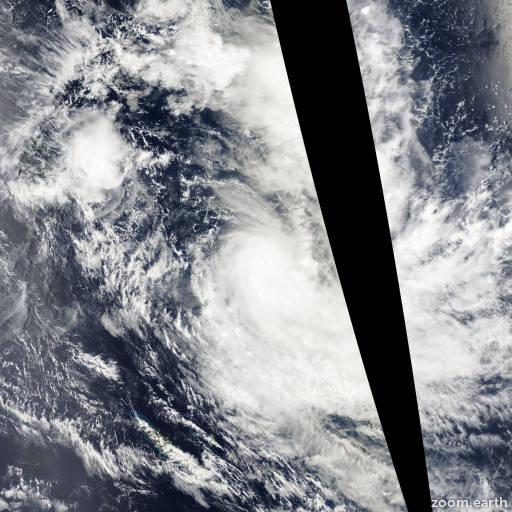 Cyclone Xavier