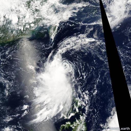 Storm 14W 2008