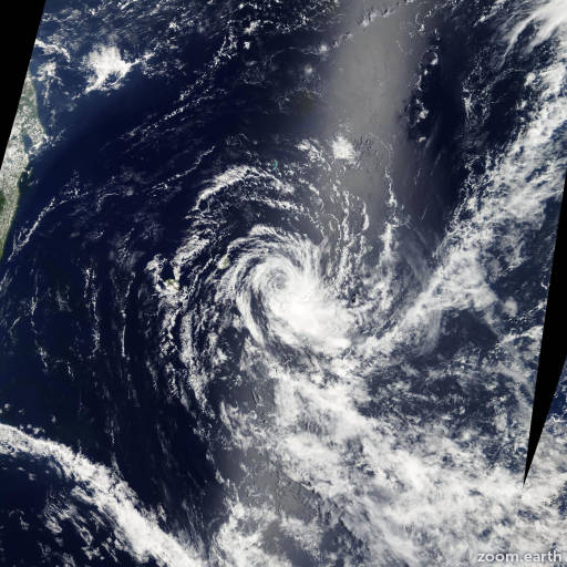 Storm Celina