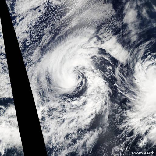 Storm Cristina 2008