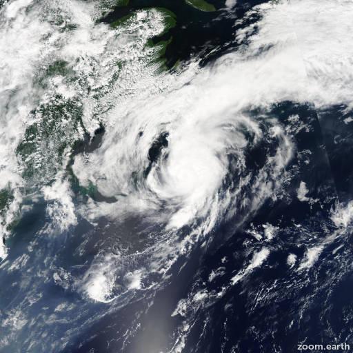 Storm Cristobal 2008