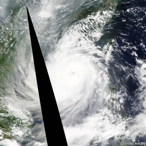 Typhoon Hagupit 2008