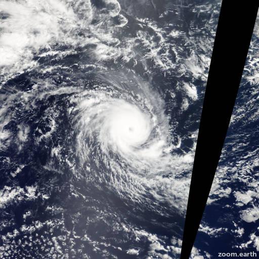 Cyclone Hondo 2008