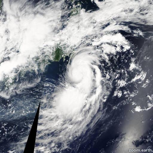 Storm Vongfong
