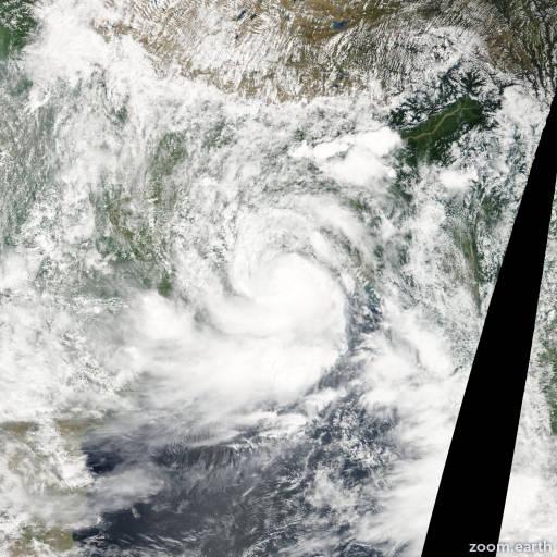 Cyclone 03B 2009