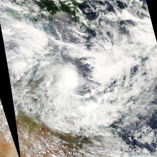 Cyclone Ellie