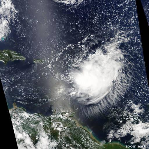 Storm Erika 2009