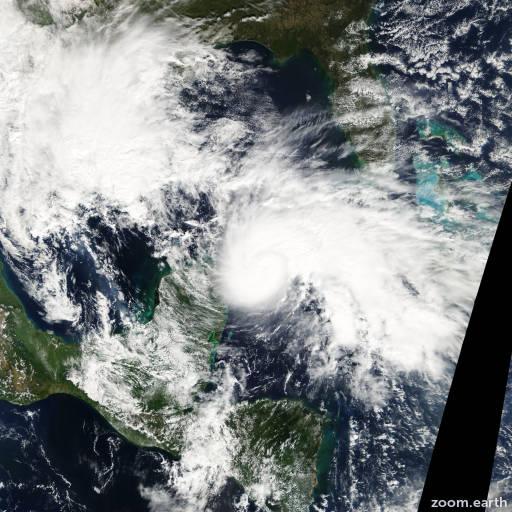 Hurricane Ida 2009