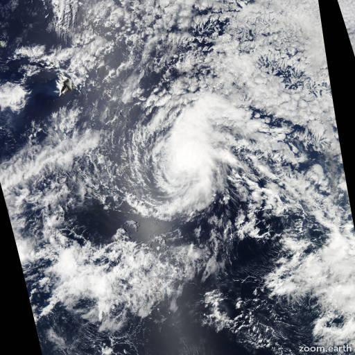Storm Lana 2009