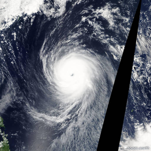 Typhoon Melor 2009