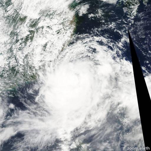 Typhoon Morakot 2009