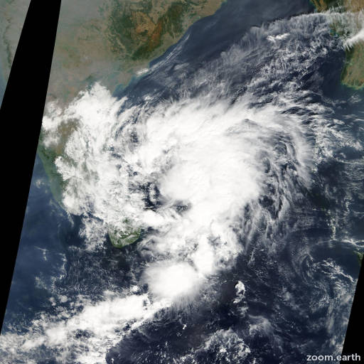 Cyclone Ward 2009