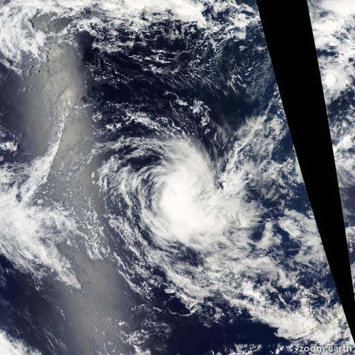 Cyclone Anja
