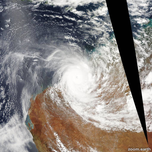 Cyclone Laurence