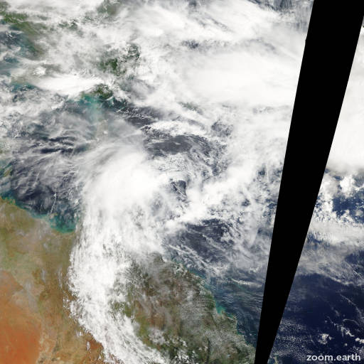 Cyclone Neville 2010