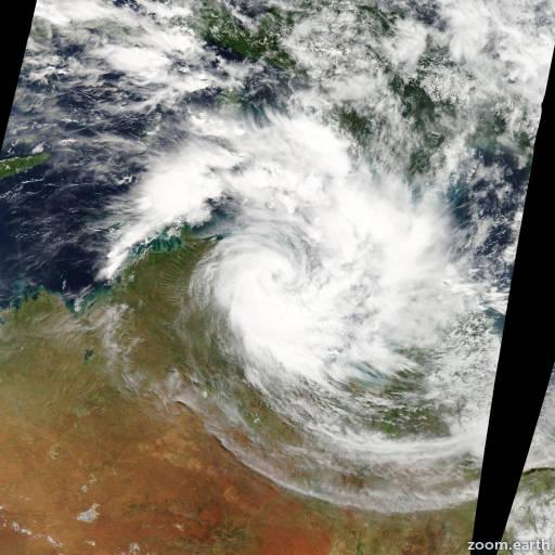 Cyclone Paul 2010