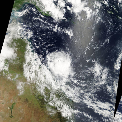 Cyclone Anthony 2011