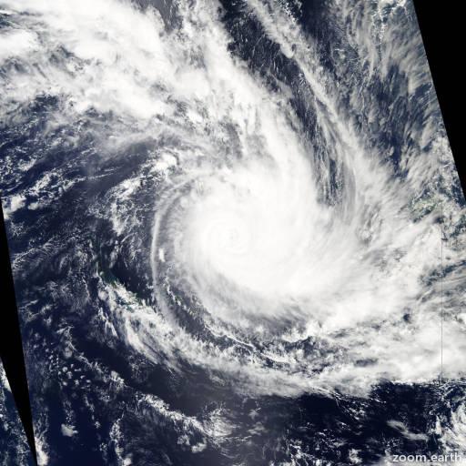Cyclone Atu