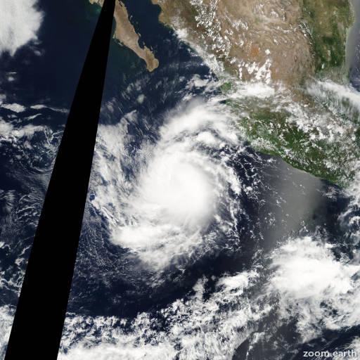 Hurricane Calvin