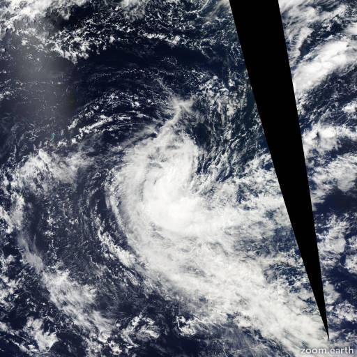 Storm Cherono 2011