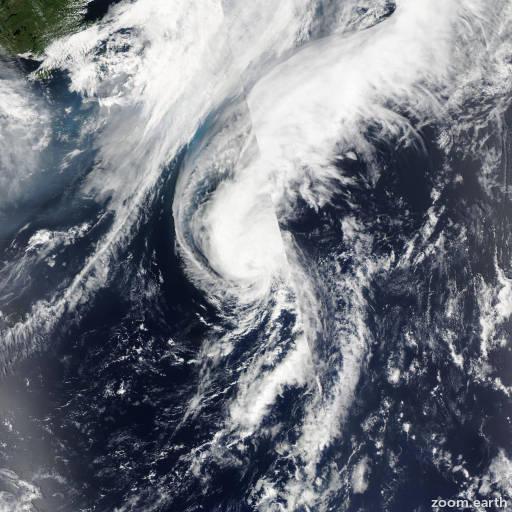 Storm Cindy 2011