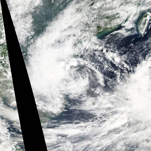Storm Haitang 2011