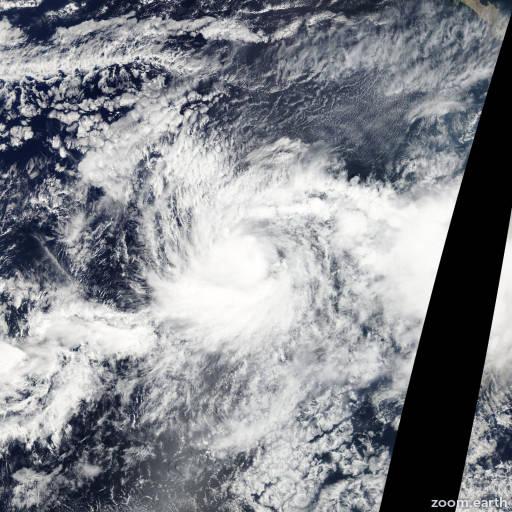 Hurricane Irwin