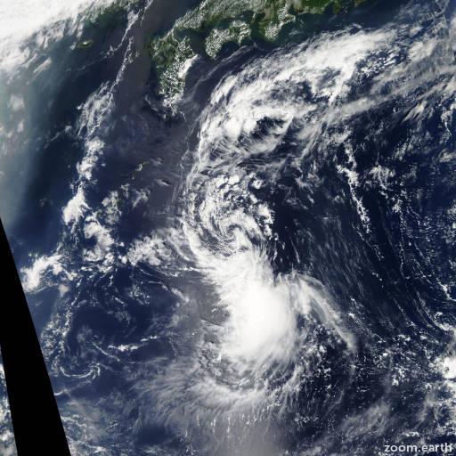 Storm Kulap 2011