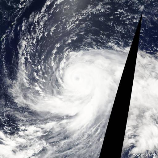 Typhoon Ma-On 2011