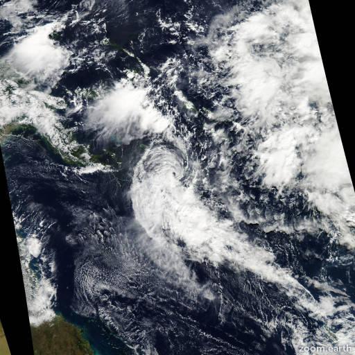 Cyclone 21P 2012