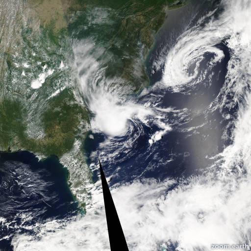 Storm Alberto 2012