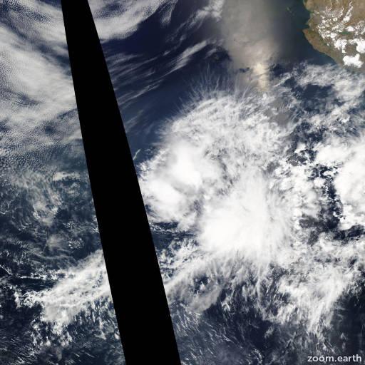 Storm Aletta 2012