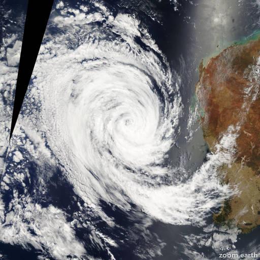 Cyclone Iggy 2012