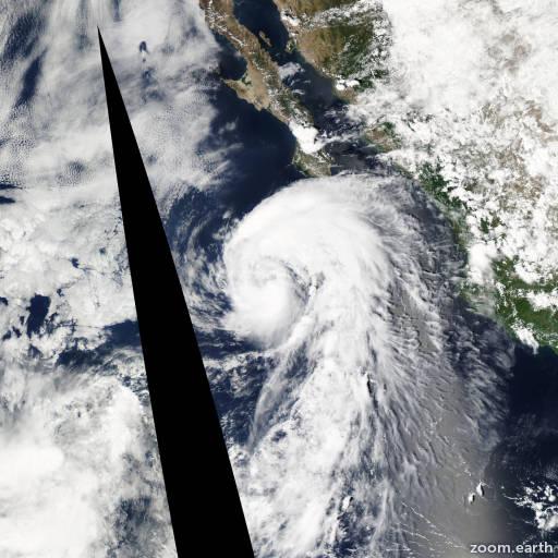 Storm Kristy 2012