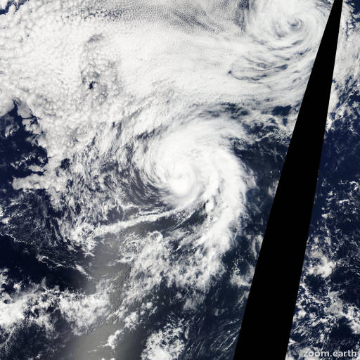 Hurricane Lane 2012